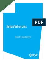Servicio Web en Linux