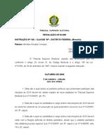 Calendário Eleitoral 2010