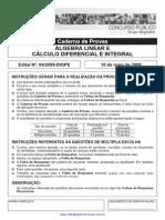 Estrategiaconcursos Professor Algebra Linear e Calculo Diferencial e Integral