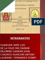 MINERALOGIA DUREZA