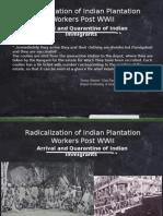 Radicalisation of Indians Final