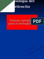 SANGRE (FISIOLOGÍA DE ERITROCITOS)