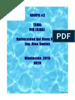 UBV  G#2 VIH-SIDA