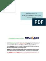 24073296 VANASAVER New REDOX Battery Ryukyu Electric Power Co