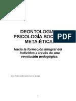 Revolución Pedagógica.-1 Pablo Adolfo Santa Cruz de La Vega