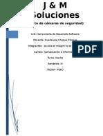 Perfil Del Proyecto de J y M Soluciones2 MODELO