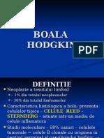 Curs Boala Hodgkin