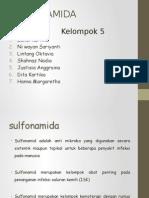 sulfonamida KFA-1