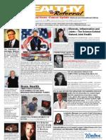 Healthy Referral Newspaper Winter Games 2010 World Edition