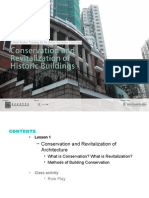 conservationandrevitalizationofhistoricbuildings-140920111954-phpapp01.ppt