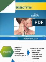 Pp Epiglotitis