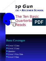 10 Basic QB Reads - FootballCoach.net
