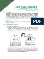 PRESIONES PULMONARES