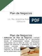 IV.-plan de Negocios