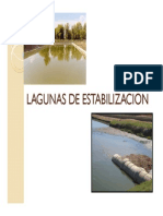 Lagunas de Estabilizacion (sanitaria)