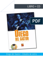 Diego Del Gast or Guitarra