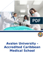 Avalon University - Accredited Caribbean Medical School