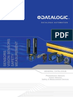 General Catalogue Sensors, Safety and Vision e