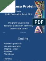 Biosintesa Protein