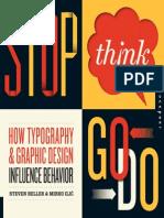 How Design&Typography Behavior