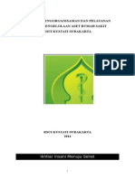 Pedoman Pengorganisasian Dan Pelayanan Bagian Aset Rs