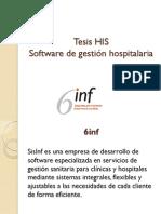 Tesis HIS - Software de Gestión Hospitalaria