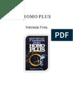 Pohl, Frederik - Homo Plus