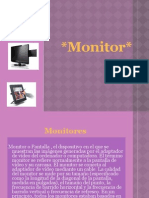Monitor o Pantalla , El Dispositivo En