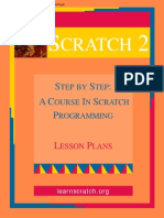scratch2 - step by step  - a course in scratch programming