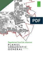 Regulament Local de Urbanism - Noul PUG Timisoara