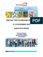 Proposal Outbound Program