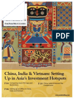 China, India and Vietnam - Setting Up in Asia's Investment Hotspots - Preview