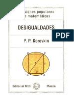 Desigualdades - Korovkin