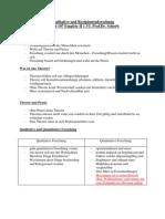 107 - VL1 - EmpirieII - Qualitative und Rezipientenforschung