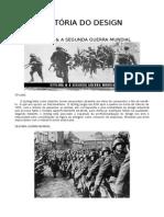 História Do Design - Styling e a Segunda Guerra Mundial