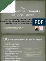 10commandmentsfromgrandma-100614095304-phpapp01