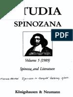 Abadi Spinoza