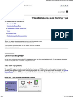 Troubleshooting and Tuning Tips