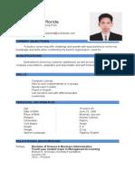 Ramil Resume