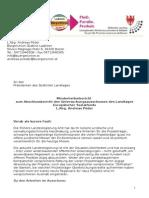 ESF-Minderheitenbericht