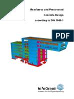 Concrete Design DIN 1045-1