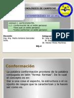 1.2.- Conformación de Un Estilo Personal.
