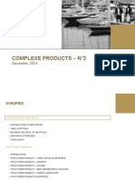 Presentation Complexe products n°2 2015