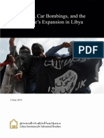 LIAS Terrorism in Libya 020615
