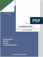 Brochure CODIRACH
