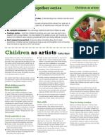 Children as Artists