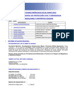 Informe Diario Onemi Magallanes 03.06.2015