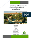 capricorn integrated resort development eia green worldwide