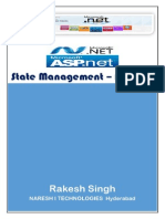 ASP.net - State Management - Phase II