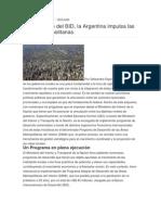 Informe Digital Metropolitano - BID